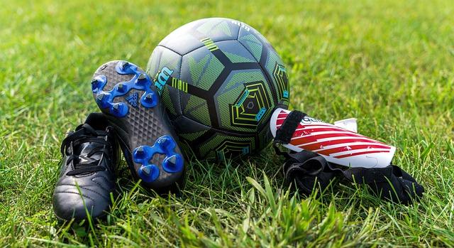 Quels sont les équipements nécessaires pour un footballeur professionnel ?